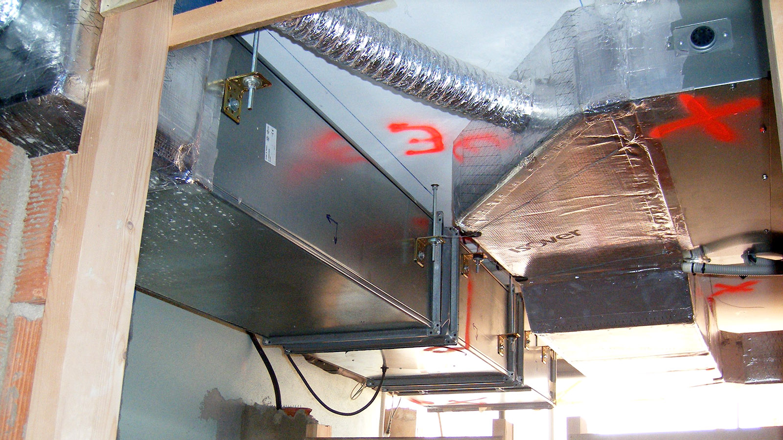 Climaestrat sistemas de ventilacioón de oficina en Càlig